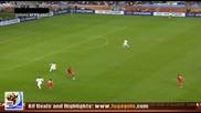21.06.2010 Португалия - Северна Корея 7:0 Всички голове и положения - Мондиал 2010 Юар