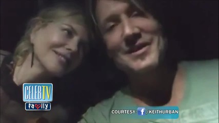Keith Urban Sweet Anniversary Message