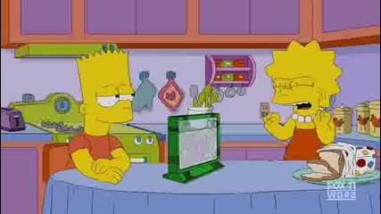 The Simpsons Season 21 Episode 17