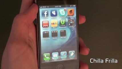 iphone 4 Unboxing and Review