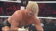 Долф Зиглър срещу Къртис Аксел мач за Интерконтиненталната Титла / Първична сила 11.11.2013г.