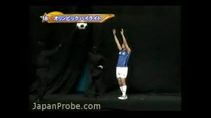 *олимпийски Спортове* (japanese Human Art)