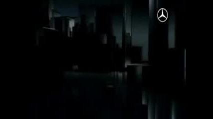 Трилъчева звезда в кръг - Mercedes Benz