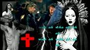 Пей с нея! Lady Gaga - Judas (караоке инструментал) (високо качество) + видео