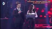 Фахрийе Евджен в Beyaz Show (rus subs)