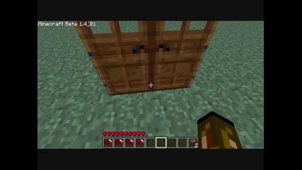 Minecraft - Bunk Bed