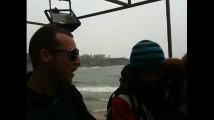 Wosh Mc - Кой ще тича гол по плажа? Царвево Live