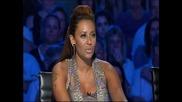X - Factor,australia 2011 - Nas & Jade - Boom Boom Pow