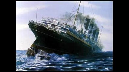 Rms Lusitania.