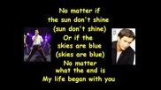 Boyzone - No Matter What + Text