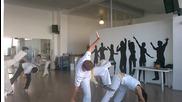 Capoeira Batizado - Mestre Afonso Vida Nova and Mestre Samara 2015