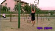 Street Fitness In Vulchedrum part 2