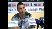 Карачанаков: Аз обичам ЦСКА и затова останах докато други си тръгнаха