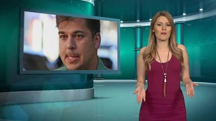 Rob Kardashian Breaks Social Media Silence