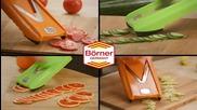 Кухненско ренде Бьорнер V5 - комплект, препоръчано от Мая Новоселска