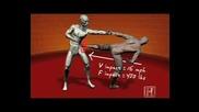 Side Kick - Удар С Крак В Тялото