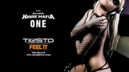 Tiesto vs Swedish House Mafia - Feel It / One (mashup)