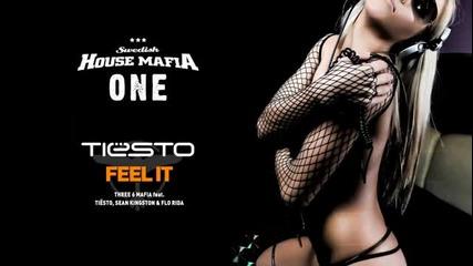 Tiesto vs Swedish House Mafia - Feel It / One (mashup)