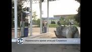 Най-малко 30 души са загинали при сраженията в Славянск