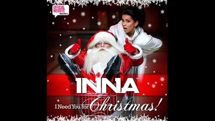 !!! Прекрасната зимна песничка на Inna - Merry Christmas + превод !!!