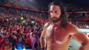 Seth Rollins exits the arena after losing the Intercontinental Championship: WWE.com Exclusive, June 18, 2018