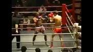 Smahnat Muay Thai boec - Rambaa Somdet (m - 16)