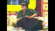 Умберто - Разпасания Португалец Big Brother 4 - 01 11 2008