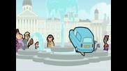 Мистър Бийн Епизод 15 - При кралицата Анимация