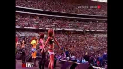Pussycat Dolls - Stickwitu (live)