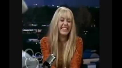 Miley Cyruss laugh майли сайръс се смее