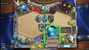 Hearthstone Go0d Gam3 Mage Vs Druid and Victory for D