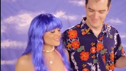 Katy Perry ft Snoop dog - California Girls Parody (key Of Awesome)