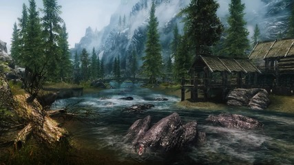 Bishop - River