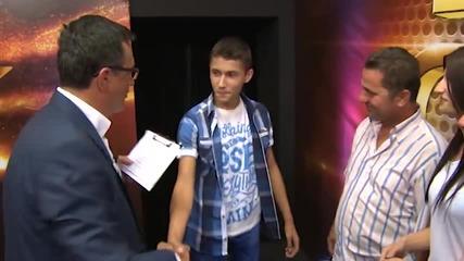 Nikola Ljubic - Karanfil se na put sprema - (Live) - ZG 2014 15 - 20.09.2014. EM 1.