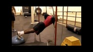 Тренировка на Bobby Lashley от Wwe