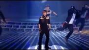 Страхотно изпълнение на Justin Bieber - Somebody To Love / Baby наживо на X Factor 28.11.2010