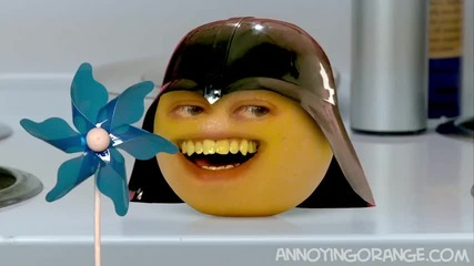 Портокалът идва от бъдещето ! Смях