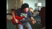 Steve Lukather Noodling