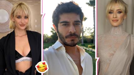 Любим турски актьор намери любовта! Бурак Дениз потвърди връзката си със секси моделка