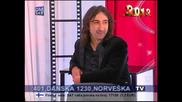 Indira Radic - Intervju (1. deo) - Promocija - (TV Dm Sat 2012)