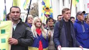 Ukraine: Hundreds of farmers march on Rada in Kiev over tax policy