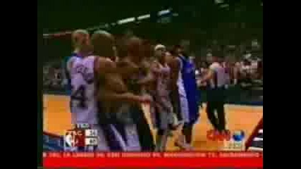 Nba Fouls & Fights
