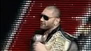 Wwe Wrestlemania 26 - John Cena vs Batista