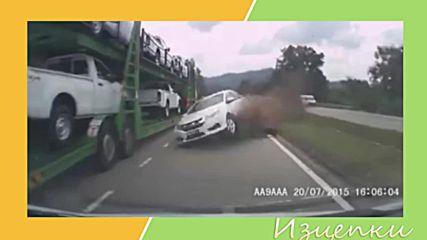 Издънки от руските пътища