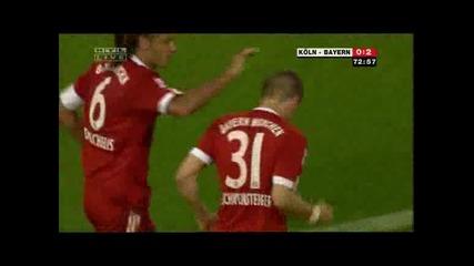24.07 Кьолн - Байерн Мюнхен 0:2 Бащиян Швайнщайгер гол ! Контрола