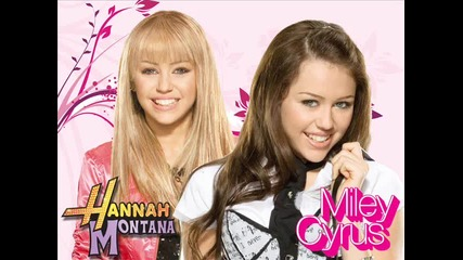 hannah montana - best of both worlds (lyrics)