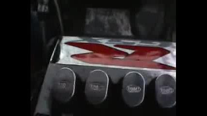 Smart с двигател от Suzuki Gsx - 1000r
