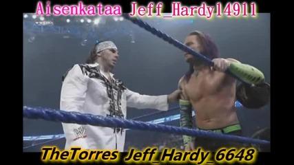 In My Arms ;; Jeff Hardy [mv]