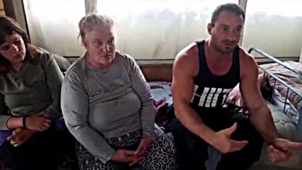 Ексклузивно интервю със семейството от с. Балша , на което социалните отнеха трите деца