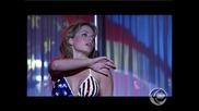 Erica Durance - стриптийз шоу